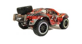 Радиоуправляемый шорт-корс Remo Hobby EX3 Brushless UPGRADE 4WD 2.4G 1/10 RTR 7