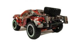 Радиоуправляемый шорт-корс Remo Hobby EX3 Brushless UPGRADE 4WD 2.4G 1/10 RTR 9