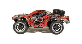 Радиоуправляемый шорт-корс Remo Hobby EX3 Brushless UPGRADE 4WD 2.4G 1/10 RTR 10