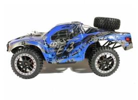 Радиоуправляемый шорт-корс Remo Hobby EX3 Brushless UPGRADE 4WD 2.4G 1/10 RTR 1