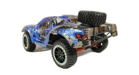 Радиоуправляемый шорт-корс Remo Hobby EX3 Brushless UPGRADE 4WD 2.4G 1/10 RTR 13