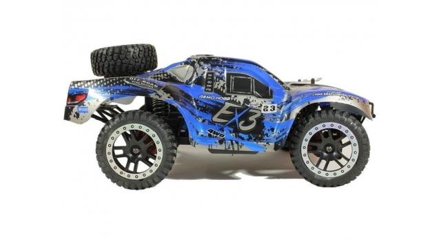 Радиоуправляемый шорт-корс Remo Hobby EX3 Brushless UPGRADE 4WD 2.4G 1/10 RTR 16