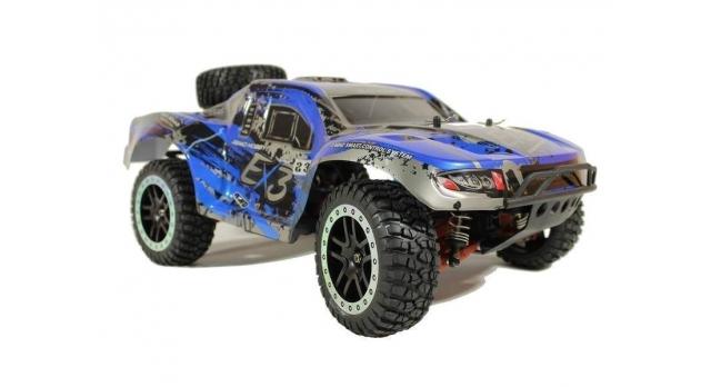 Радиоуправляемый шорт-корс Remo Hobby EX3 Brushless UPGRADE 4WD 2.4G 1/10 RTR 17