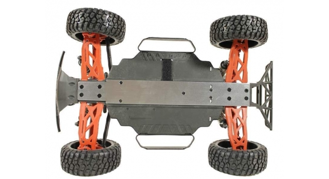Радиоуправляемый шорт-корс Remo Hobby EX3 Brushless UPGRADE 4WD 2.4G 1/10 RTR 19
