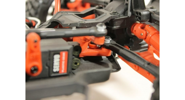 Радиоуправляемый шорт-корс Remo Hobby EX3 Brushless UPGRADE 4WD 2.4G 1/10 RTR 22