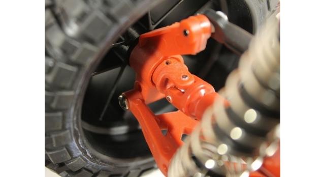 Радиоуправляемый шорт-корс Remo Hobby EX3 Brushless UPGRADE 4WD 2.4G 1/10 RTR 25