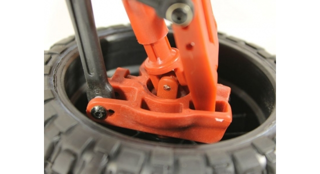 Радиоуправляемый шорт-корс Remo Hobby EX3 Brushless UPGRADE 4WD 2.4G 1/10 RTR 26
