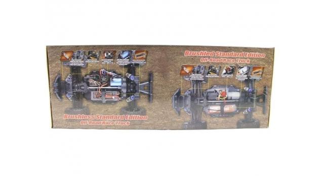 Радиоуправляемый шорт-корс Remo Hobby EX3 Brushless UPGRADE 4WD 2.4G 1/10 RTR 31