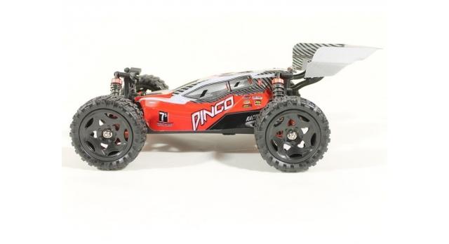 Радиоуправляемая багги Remo Hobby Dingo UPGRADE 4WD 2.4G 1/16 RTR 2