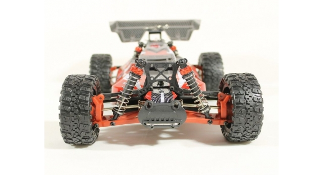 Радиоуправляемая багги Remo Hobby Dingo UPGRADE 4WD 2.4G 1/16 RTR 8