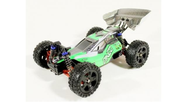 Радиоуправляемая багги Remo Hobby Dingo UPGRADE 4WD 2.4G 1/16 RTR 9