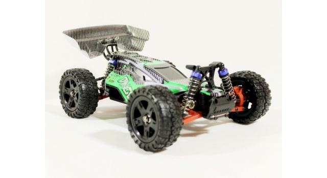 Радиоуправляемая багги Remo Hobby Dingo UPGRADE 4WD 2.4G 1/16 RTR 12