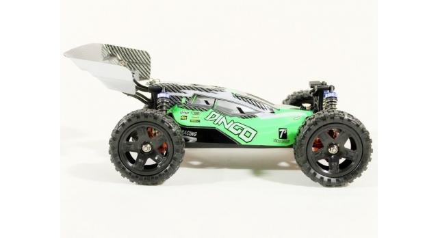 Радиоуправляемая багги Remo Hobby Dingo UPGRADE 4WD 2.4G 1/16 RTR 13