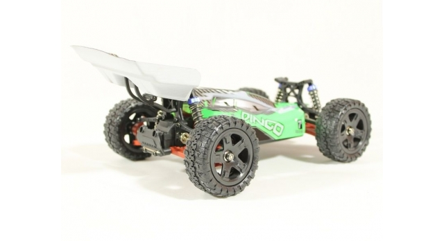 Радиоуправляемая багги Remo Hobby Dingo UPGRADE 4WD 2.4G 1/16 RTR 14