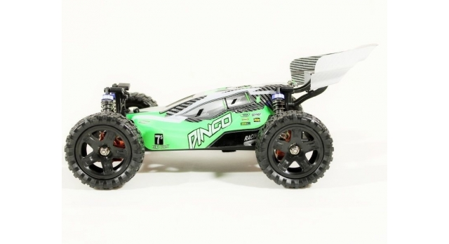 Радиоуправляемая багги Remo Hobby Dingo UPGRADE 4WD 2.4G 1/16 RTR 17