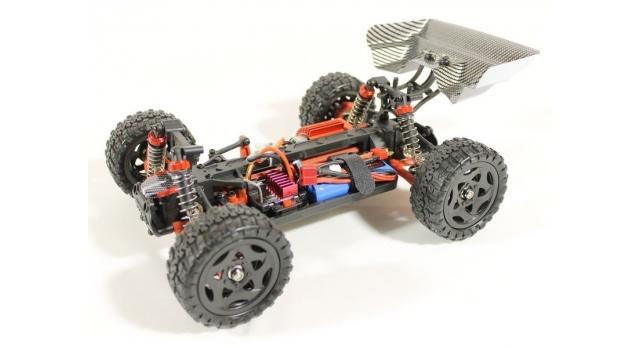 Радиоуправляемая багги Remo Hobby Dingo UPGRADE 4WD 2.4G 1/16 RTR 19