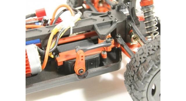 Радиоуправляемая багги Remo Hobby Dingo UPGRADE 4WD 2.4G 1/16 RTR 21