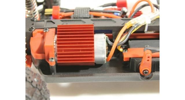 Радиоуправляемая багги Remo Hobby Dingo UPGRADE 4WD 2.4G 1/16 RTR 22