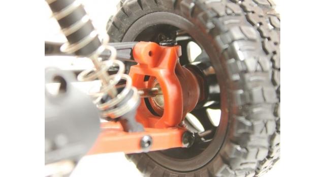 Радиоуправляемая багги Remo Hobby Dingo UPGRADE 4WD 2.4G 1/16 RTR 23