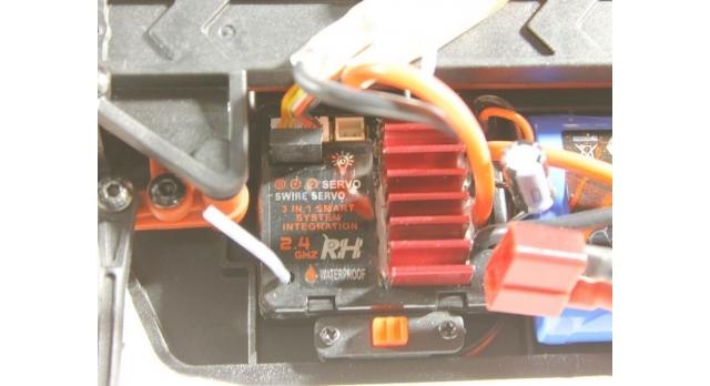 Радиоуправляемая багги Remo Hobby Dingo UPGRADE 4WD 2.4G 1/16 RTR 25
