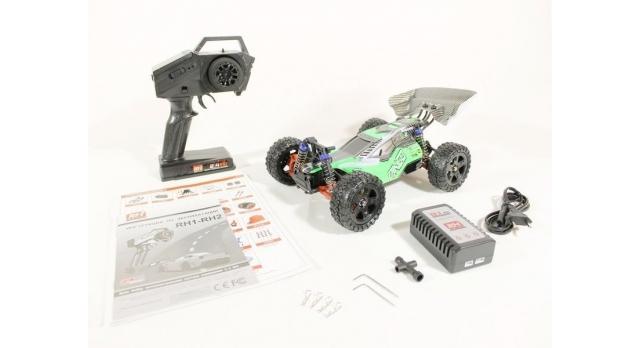 Радиоуправляемая багги Remo Hobby Dingo UPGRADE 4WD 2.4G 1/16 RTR 27