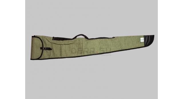 Чехол для оружия /   Военохот для ружья брезентовый длинна 120 см [сн-293]
