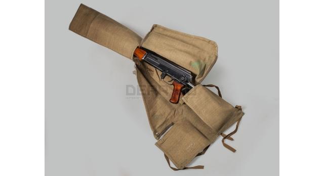 Чехол для АК / Оригинал для АКМ с карманом для магазина из плотного брезента складского хранения [сн-300]