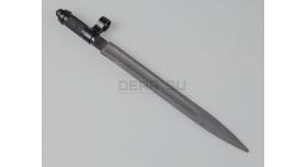 Штык-нож для карабина Симонова (СКС) / С матовым покрытием сталь отпущена [скс-42]
