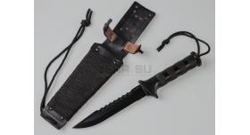 Боевой нож выживания «Эльф» спецназа ГРУ / Оригинал склад в полной комплектации [хо-117]