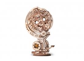 Конструктор деревянный 3D Кинетический глобус