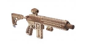 Механическая сборная модель Штурмовая винтовка AR-T/Комплект для сборки [КД-2009]