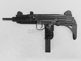 6317 Охолощённый пистолет-пулемёт УЗИ (UZI)
