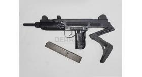 Охолощённый пистолет-пулемёт УЗИ (UZI) \ Под холостой патрон 10х31-мм [мт-807]