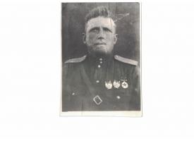 Комплект из 14-ти благодарностей майору Шрамко В.С.
