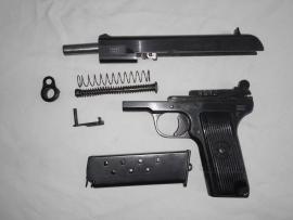 6348 Охолощённый пистолет
