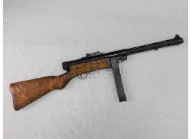 Охолощённый пистолет-пулемёт Суоми (Suomi M31)