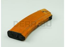 Магазин для АК-74 (5.45х39-мм) / На 30 патронов рыжий бакелит новый [ак-150]