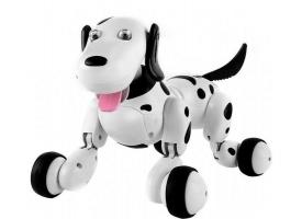 Радиоуправляемая робот-собака HappyCow Smart Dog 2.4G (черная)
