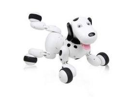 Радиоуправляемая робот-собака HappyCow Smart Dog 2.4G (черная) 1
