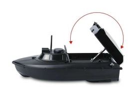 Радиоуправляемый катер для рыбалки Jabo 2AG GPS 2.4G RTR 1