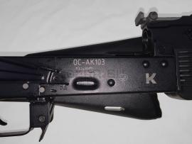 6363 Охолощённый автомат АК-103
