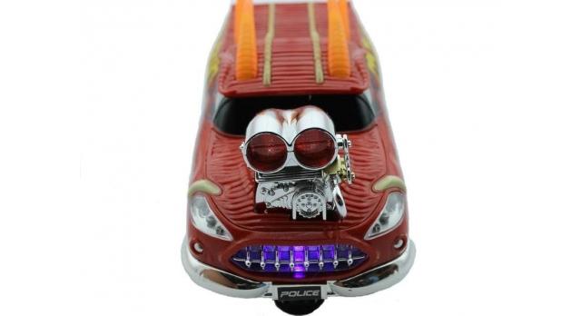 Р/У машина &quotДракон&quot из серии &quotMuscle Сar&quot с гоночным Мотором 1/16 + свет + звук 10