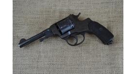 Царский охолощённый револьвер Наган / РНХТ-ЗиД под 10ТК [со-7]