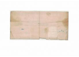 Временное удостоверение тов. Куликовой для фабрики Меднабор, 1943 год