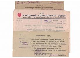 Комплект документов Фольшина Г.В.