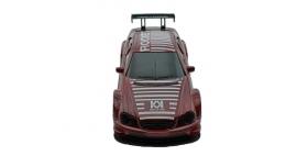 Р/У спортивная машина Marsedes-Benz в ассортименте 1/18 + свет 4