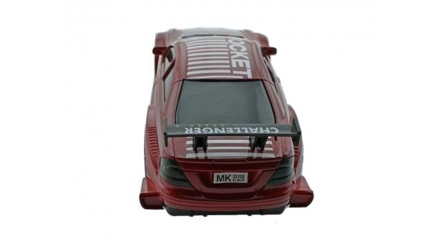 Р/У спортивная машина Marsedes-Benz в ассортименте 1/18 + свет 8