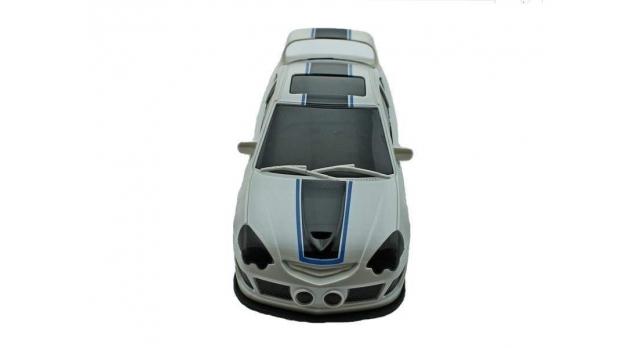 Р/У спортивная машина Honda Integra в ассортименте 1/18 + свет 3