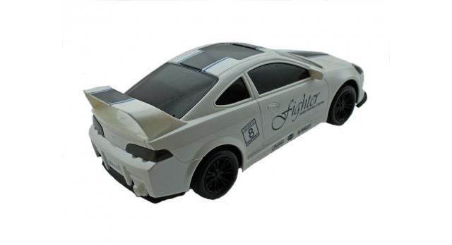 Р/У спортивная машина Honda Integra в ассортименте 1/18 + свет 6