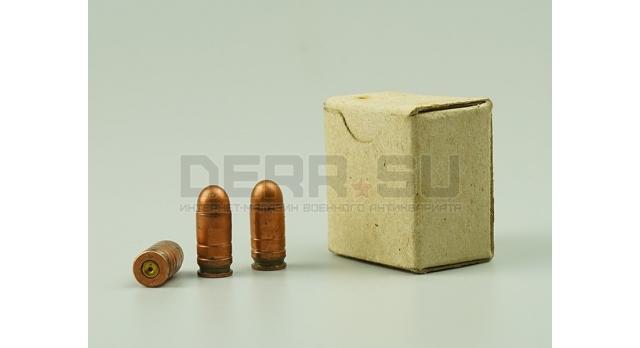 Учебные патроны 9х18-мм для пистолета ПМ [пм-25]
